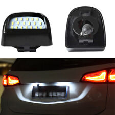 Bright Smd Led License Plate Lights Lamp Fits 99 13 Chevy Silverado Avalanche Us