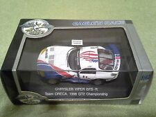 1998 Chrysler Viper GTS-R #52 Team ORECA GT2 Championship Eagle Collectables