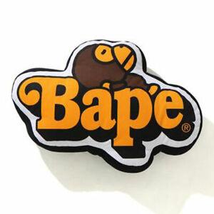 A BATHING APE BAPE HOME Goods MILO ON BAPE CUSHION New