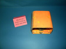 Linemaster Clipper 632-S Foot Switch Pedal In Orange Safety Guard 632S