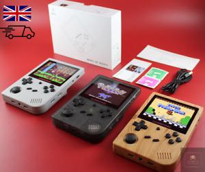 RG351V UK Anbernic Retro Handheld Portable Game Console 80GB RK3326 Gameboy 64GB