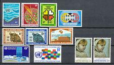 VN/UNO New York jaargang 1971 postfris