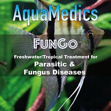 Fish Tank Treatment for Parasite & Fungus  Ich (white spot) Velvet Fin Rot