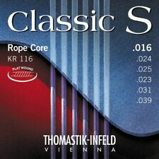 Thomastik Infeld KR116 Classic S Series Flatwound Guitar Strings Hard