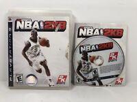 NBA 2K8 (Sony PlayStation 3, 2007)