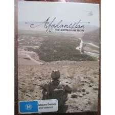 Afghanistan The Australian Story DVD veteran interviews battlefield footage