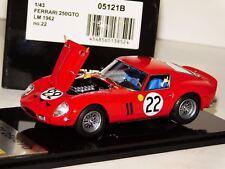 FERRARI 250 GTO #22 ELDE / BEURLYS LE MANS 1962 OPENING KYOSHO 05121B 1:43