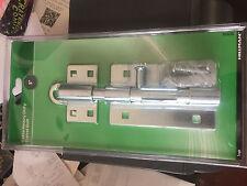 """HILLMAN 851019  5"""" Barrel Bolt Door Lock  NEW  in package !  592620"""