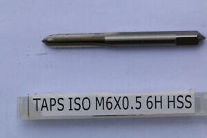 Gewindebohrer / Tap M  6 x 0,5  HSS NEU OVP