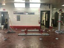Auto Body Frame Machine Rack On The Floor System 10 Ton Puller Free Shipping