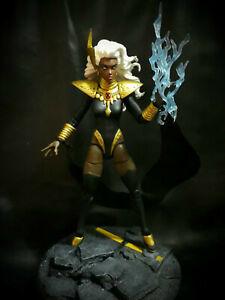 Marvel Legends DC Universe X-Men Storm Custom Figure Hasbro Toybiz Mattel