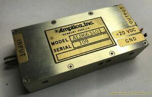 RF Amplifier AMPLICA mod. ALD663401