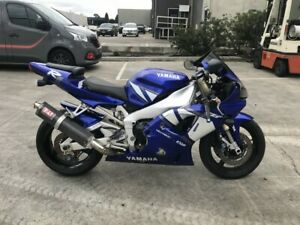 YAMAHA YZFR1 YZF R1 04/2001MDL 54920KMS CLEAR TITLE PROJECT MAKE AN OFFER