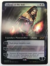 MTG Ultimate Masters Edition Liliana of the Veil Box Topper Masterpiece Foil