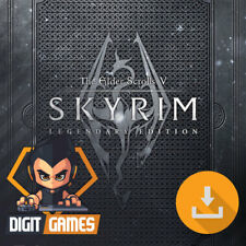 The Elder Scrolls V 5 Skyrim Legendary Edition - Steam Key / PC Game [NO CD/DVD]
