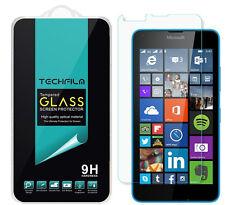 TechFilm® Tempered Glass Screen Protector Saver Shield For Microsoft Lumia 640