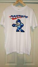 Officiel Sous Licence CAPCOM ROCKMAN MEGAMAN Adulte T-shirt L (JAP) M (UK) Japonais
