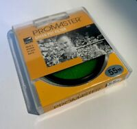 Promaster 52mm Green P01 Filter