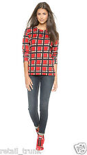 Women's MARC BY MARC JACOBS 'Toto' Crewneck Sweater, Size Medium - Red