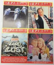 1992-93 - Epi-Log #24,25,28,29 - Sci-Fi TV - Bewitched - Land of the lost - FN