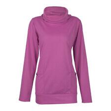 Women Tops Long Sleeve Pullover Blouse Shirt T-shirt Coat Winter Sweater Jumper