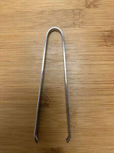 mono-a Kleine Zange für Zucker, Tapas etc. 12 cm Lang 7mm breit TOP