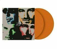 U2 - Pop - Edizione Limitata 2 x 180 Gram Arancione Vinile LP Nuovo e Sigillato