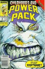 Power Pack # 42 (Inferno tie-in) (USA, 1988)
