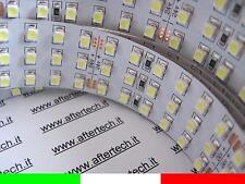 1800 LED 5m STRIP STRISCIA ALTISSIMA POTENZA BIANCO FREDDO 100w 5400 LUMEN C5B3