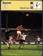 SPORTSCASTER-1979-EDITIONS RENCONTRE-WORLD CUP-ENGLAND-WORLD CUP CHAMPIONS!