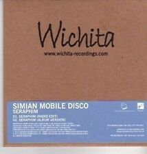 (DA594) Simian Mobile Disco, Seraphim - 2012 DJ CD