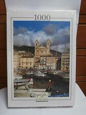 """Puzzle jigsaw NATHAN """"L'Ille de Beautè"""" Corse Corsica 49x66.5 cm 1000"""
