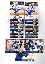 1X TORONTO MAPLE LEAFS 2010-11 Upper Deck COMPLETE TEAM SET Series 1& 2 Lots Ava