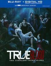 True Blood: Season 3 [Blu-ray], Acceptable DVD, Various, Various