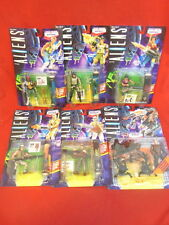 Set 6 Kenner ALIENS Action Figures MIP Ripley, Hicks, Apone, Bishop More 1990's