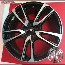 ASTRAL BD 4 CERCHI IN LEGA NAD 17 5X100 AUDI A1 S1 APORTBACK A3 8L MADE ITALY