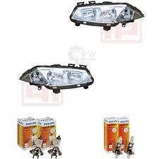 Valeo Scheinwerfer Set für Renault Megane 2 Bj 11/02-02/06 H7+H1 inkl. Lampen