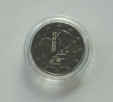 moneda conmemorativa de Holanda  2011 Erasmus en capsula sin circular