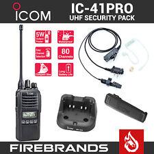 Icom IC41W Handheld Radio
