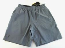 Under Armour Vortex Storm Hombre Athletic Shorts GRIS MEDIO Resistente Al Agua