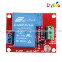 SLA-05VDC-SL-A 5V 30A Relay Module High Power For Arduino AVR PIC DSP ARM D