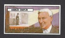 Charlie Chaplin 1966 British Tea Card  Have a Look!