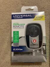 2 Chamberlin universal remote garage door openers