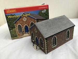 OO GAUGE Hornby Skaledale - R8565 Weslyan Chapel          BOXED