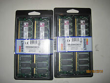 LOT OF 8 KINGSTON (KTD-DM8400A/512) 4GB (8X512)   Lot  K509