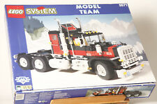 LEGO System  5571   Model Team - Truck Black Cat   in OVP mit Anleitung (63541)