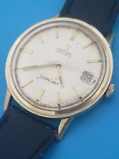 Omega Seamaster Ref KM 6303 Automatic 14 KGF Cal. 563 34mm Mens 1969 Watch