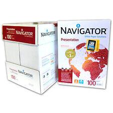2500 Navigator Presentation A4 100g weiß Kopierpapier Drucker-papier Toner&Tinte
