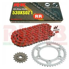 Kit trasmissione RK Catena 525XSO/corona/Pignone per Kawasaki Z1000 - 2003>2006
