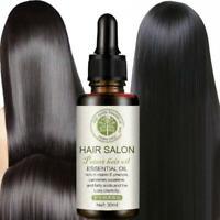 30ml Hair Regrowth Essence Oil  Serum Fast Hair Growth Dense Anti-Loss Treatment